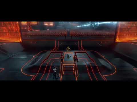 Речь КЛУ перед своей армией ... отрывок из фильма (Трон: Наследие/TRON: Legacy)2010