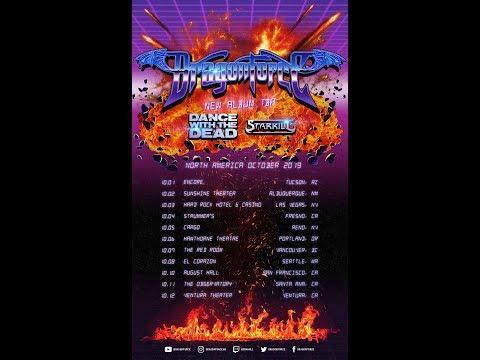 DragonForce new album 2019 + North American, UK, European tour dates!