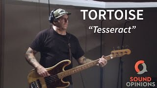 """Tortoise perform """"Tesseract"""" (Live on Sound Opinions)"""