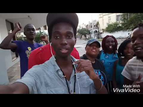 Street Karaoke Malaika Cover  by Red Fourth Chorus Mombasa