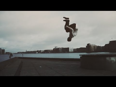 Amazing Parkour and Freerunning 2017