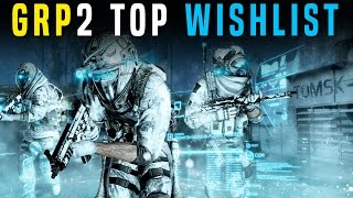 Ghost Recon Phantoms 2 Wishlist Game Design Features (2017)