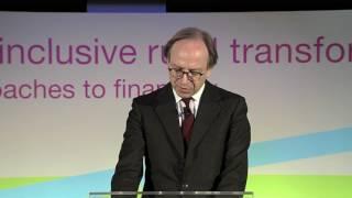 Closing remarks:  Pietro Sebastiani, Ambassador, Italy