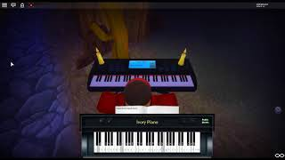 Asphyxia -Tokyo Ghoul by: Cö shu Nie on a ROBLOX piano. [Revamped]