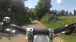 Schwäbische Alb Touren - Speedabfahrt Buttenhausen