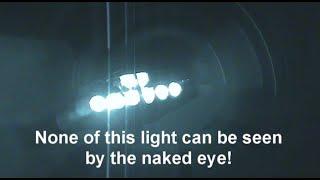 Homemade nightvision infrared LED array