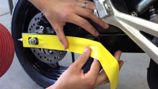 Repeat youtube video Honda Grom graphics kit install tutorial by PowerSportsWraps.com