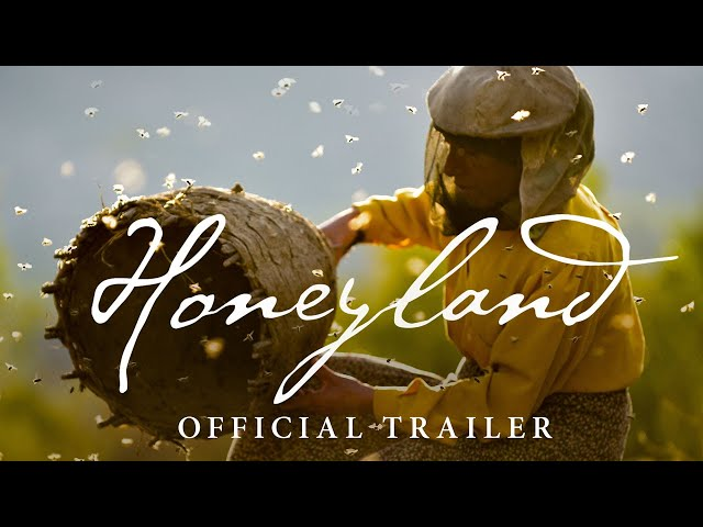 #Honeyland is In Theaters July 26, 2019