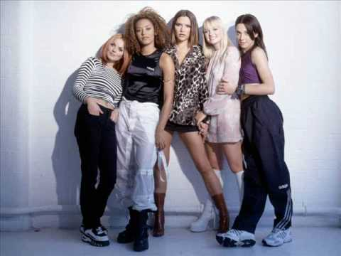 SPICE GIRLS - HOLLER (TROTSGT Live at Madison Square