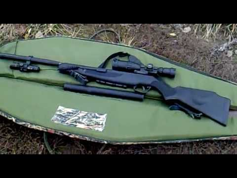 Обзор пневматической винтовки Stoeger X20 + вариант модернизации .