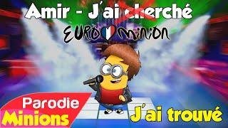 (Parodie Minions) J
