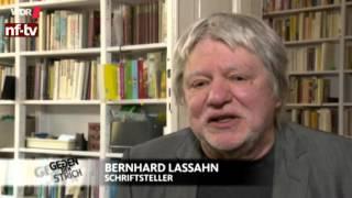 Bernhard Lassahn  - Geschlechterfrieden - Gegen den Strich - Emannzipation - nf-tv