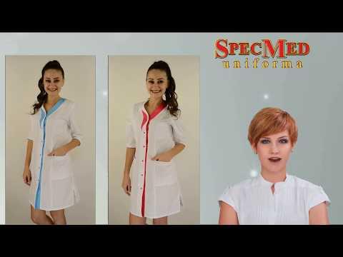 Медицинский женский халат Алена