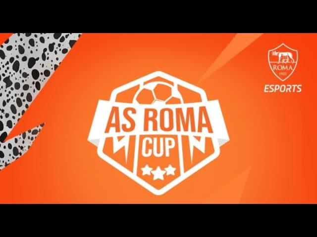 🔴Live: AS ROMA CUP, PARTECIPO!