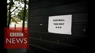 Finding the beauty of Scottish football - BBC News