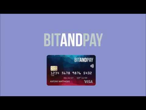 ICO  BitandPay - Global Blockchain Bank