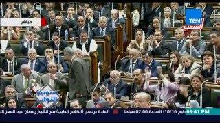 بالفيديو.. أستاذ قانون دستوري: استقالة سري صيام «سارية»