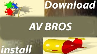 How to Download & Install Plugin AV Bros (Puzzle Pro/ Page Curl Pro)