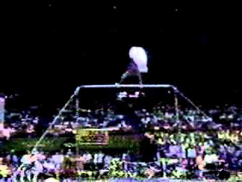 1987 NCAA Gymnastics Championship At UCLA - Horizo...