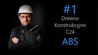 Drewno Konstrukcyjne C24   #ABS
