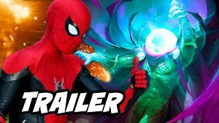 Spider-Man Far From Home Trailer Breakdown and Comic Con Panel