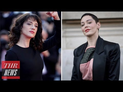 Rose McGowan and Asia Argento React to Harvey Weinstein's Arrest  THR