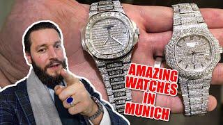 A lot of rare Diamond Watches 💎 Patek Philippe, Ulysse Nardin & Audemars Piguet