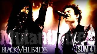 I Will See You With Me Again (mash-up) - Black Veil Brides & Sum 41