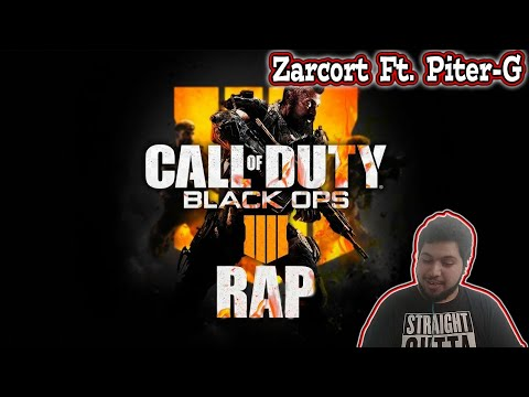 CALL OF DUTY BLACK OPS 4 RAP | ZARCORT Y PITER-G | Reaccion