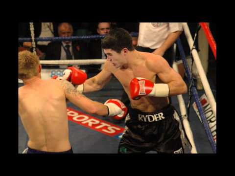 John Ryder Signs With Matchroom