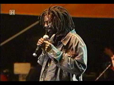 Buju Banton - The Mighty Dread Live (ReggaeMe.com)