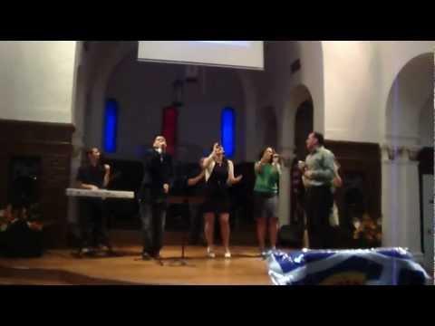 Let it Rain - Manhattan Section Worship Team