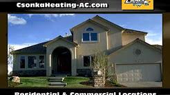 HVAC McDonald PA   Csonka Heating and Air Conditioning