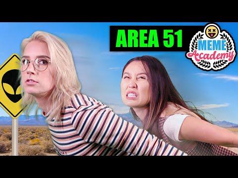 Let's Talk About Area 51 (Meme Academy)