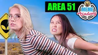 How the Area 51 Meme Led to a Government Raid (Meme Academy)