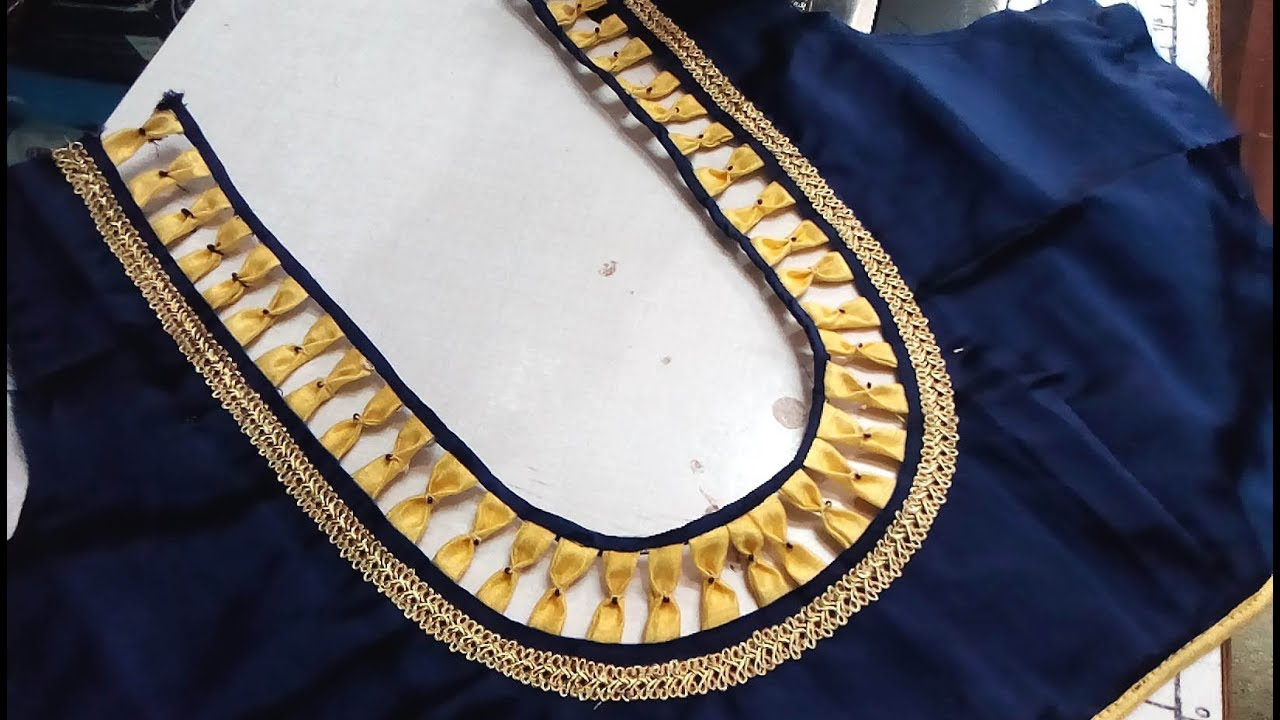 Image result for easy blouse design cutting and stitching at home 2017