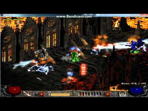 Diablo 2 Trap Assassin killing Baal in Hell difficulty | Doovi