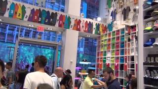 Polo Store at Times Square - New York