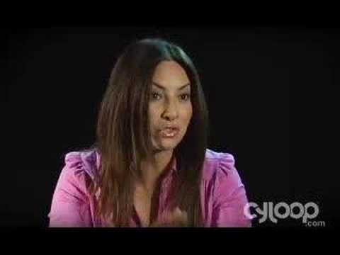 Entrevista Con Myriam Hernandez