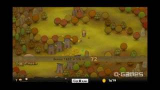 PixelJunk Monsters - Deep Impact