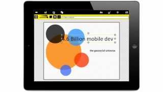 Create infographics in 5 min with iVi Touch