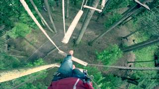 Wildplay Victoria bc 1st person extreme course