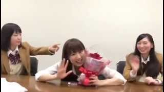 SKE48の1+1+1は3じゃないよ! 2015年4月25日(土)放送分 大矢真那vs...