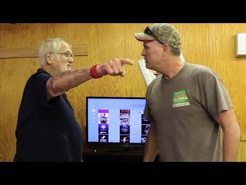 Angry Grandpa: Destruction, Disasters, and Challenges