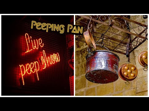 Peeping Pan Project Pan Update #6 ~ PANtastic Ladies!