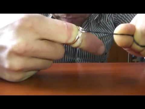як зняти перстня (как снять кольцо)
