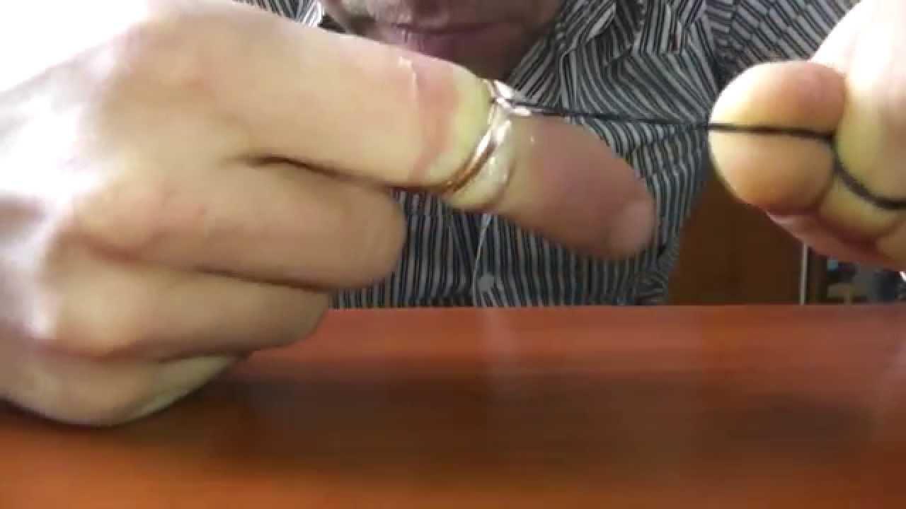 як зняти перстня (как снять кольцо) - YouTube dc66892735c48