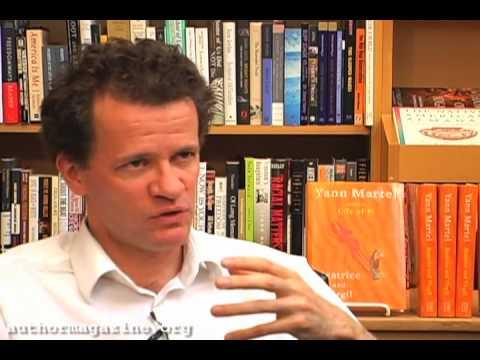 Yann Martel Interview - YouTube