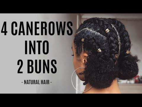 cornrows-into-double-buns-tutorial!!-two-style-options!-|-natural-hair-|-abbiecurls