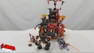 Lego NEXO Knights 70316 Jestro's Evil Mobile - Speed Build